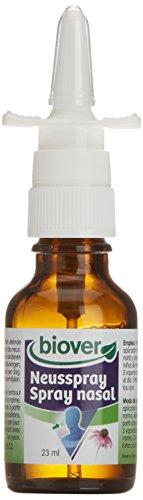 Biover Spray Nasal Frasco Inalador 24ml