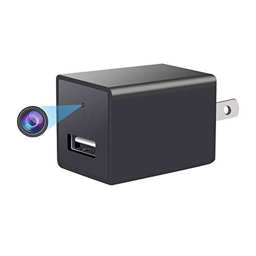Spy Camera Charger | Hidden Camera WiFi | Premium Pack | Mini Spy Camera 1080p | USB Charger Camera | Hidden Spy Camera | Hidden Nanny Cam | Hidden Spy Cam | Hidden Cam | Surveillance Camera Full HD