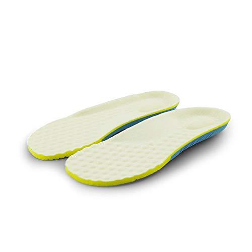 Plantillas Para Zapatos Desodorante Suela 1 Par Kids plantillas ortopédicos inserciones Comfort ayuda de arco, de absorción de impactos niños Cojín de ratón ortopédica for talón, arco, pies planos, Má