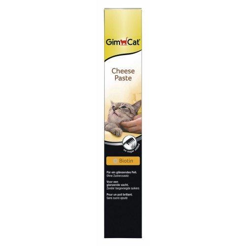 GIMPET Käse Paste für Katzen 100 g