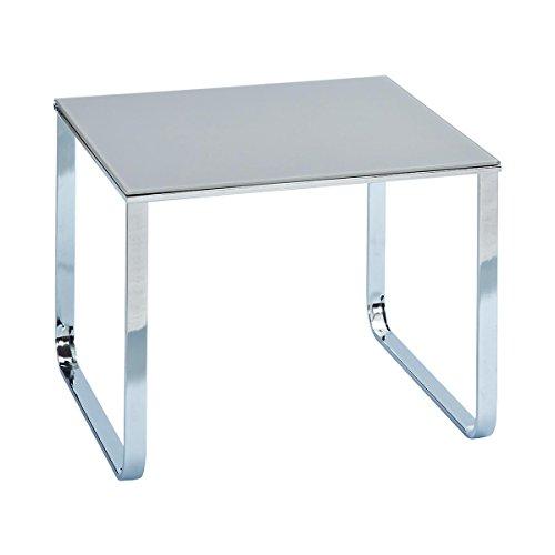 AltoBuy Samira - Table Basse Grise
