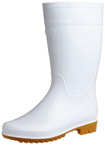 [マルゴ] 長靴 抗菌 耐油 PVC 先芯無し プロハークス 201 WH 29 cm