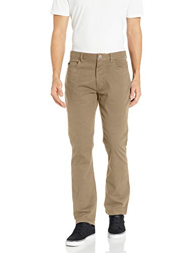 RVCA Sale Week-End 5-Pocket Straight Fit Pant White 31