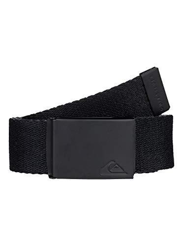 Quiksilver The Jam - Cinturón de Nailon Reversible Cinturon Para Hombre Hombre