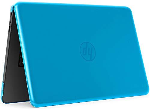 mCover Hard Shell Case for 2019/2020 14' HP Stream 14-CB1xxwm / 14-AX1xxx Series laptop (NOT compatible with HP Stream 14-CB0xxx / 14-AX0xx series & all HP Chromebook 14 models) HP-S14-CB1-2020 (Aqua)