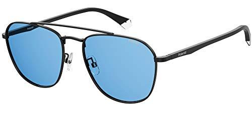 Gafas de Sol Polaroid PLD 2106/G/S Black/Blue 57/18/150 hombre
