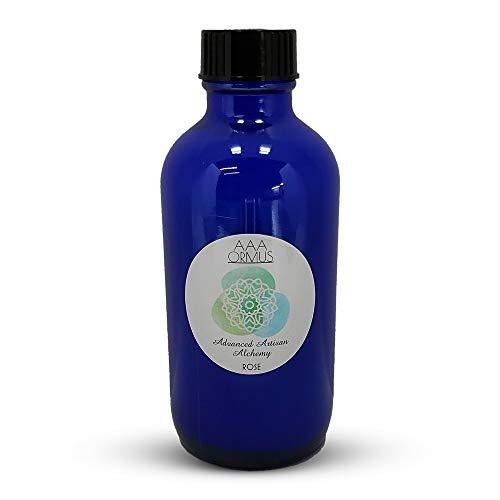 ORMUS - Rose Liquid - Monatomic Gold - Manna - 4oz