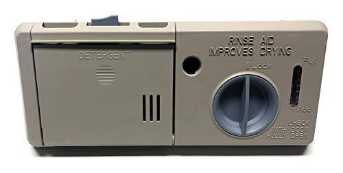 Whirlpool W10605015 Dishwasher Detergent Dispenser Assembly Genuine Original Equipment Manufacture Part