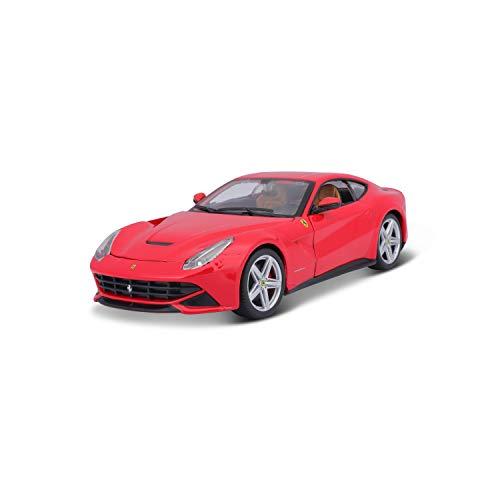 Bburago - 1/24 Ferrari Race & Play F12 Berlinetta, color rojo (18-26007) , color/modelo surtido