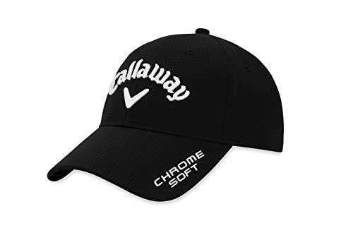 Callaway 2019 TA Performance Pro Cap Junior Black/White Adjustable