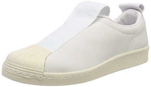 adidas Damskie buty gimnastyczne Superstar Bw3s slipon W, White Balcri Casbla Negbás 000-41 1/3 EU