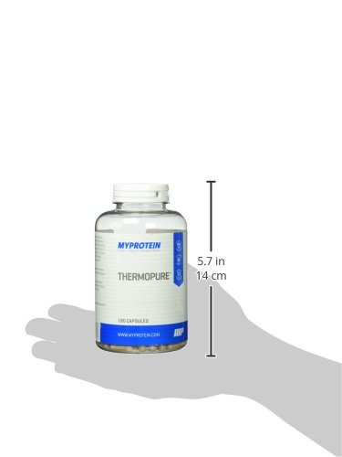 Myprotein Thermopure 180 Caps, 1er Pack (1 x 55 g) - 4