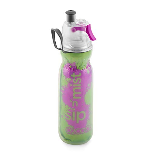 O2Cool Arcticsqueeze Insulated Mist /'N Sip Squeeze Bottle 20 Oz.