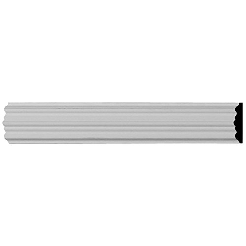 EKENA MILLWORK CHA02X01VI VICTORIAN CHAIR RAIL 2H X 1 | 2P X 94 1 | 2L PRIMED