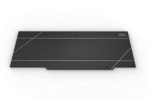 Alphacool 12959 Eisblock Aurora Backplate GPX-N Nvidia Geforce RTX 2080/2080Ti FE (2070 & 2080 Super) Wasserkühlung GPU - Kühler