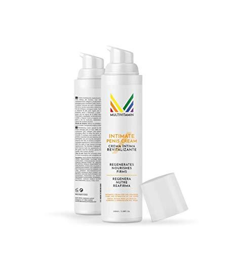 Crema Íntima masculina para el cuidado de la piel del pene y testículos. Suaviza, rejuvenece, hidrata y protege