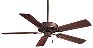 """Minka-Aire F548-ORB/EX, Contractor Uni-Pack, 52"""" Ceiling Fan,..."""