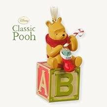 Baby's First Christmas- Winnie the Pooh Collection 2010 Hallmark Keepsake Ornament