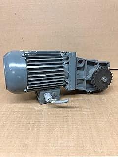 LENZE GKR04-2M VBR 080-11 Gearbox Motor 0.75kw 60hz 230v 400v