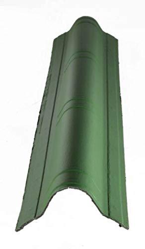ONDUVILLA Firstkappe 1060 mm grün geflammt