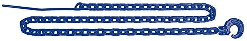 Pewag Jokerkette G 10 blau, L=2,5 Meter, 7 mm