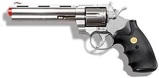 TSD Sports 6-Inch Barrel Spring Powered Airsoft Revolver