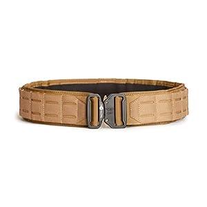 Tacticon Battle Belt | Combat Veteran Owned Company | Tactical Belt | Gun Belt