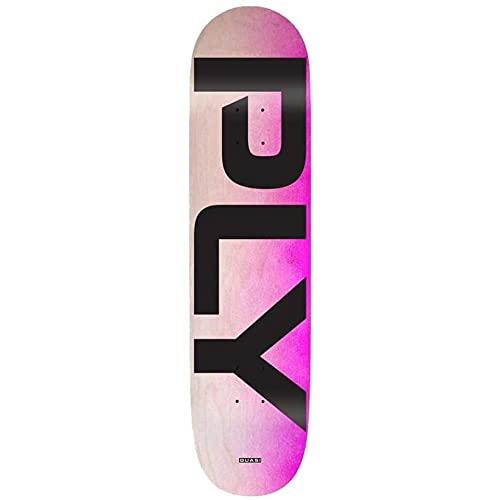 Quasi Skateboards Ply 1 - Tavola da skate Fade Multi 20,6 cm