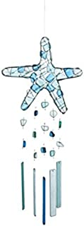 Midwest-CBK Peaceful Sea Glass Wind Chime (Sea Star)