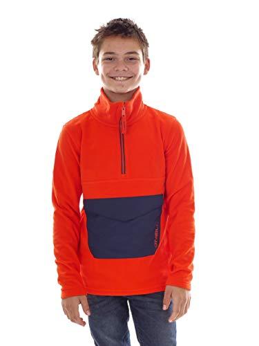 O'Neill Fonction Haut Rails Pull Polaire Half Zip Pochette Rouge 152 cm Rot