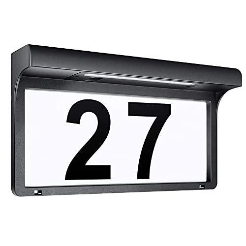 LeiDrail -  Solarhausnummer