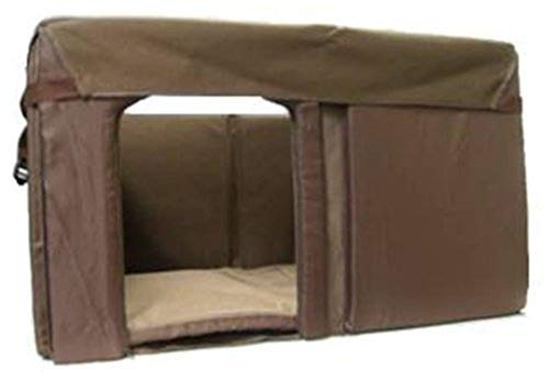 Precision Pet by Petmate Log Cabin Dog House Insulation Kit - Machine...