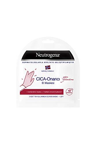 Neutrogena Cica-Repair Máscara de Manos 2 Guantes