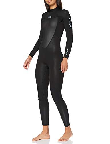 Roxy 3/2 Prologue Women Bz FLT Traje De Surf, Mujer, Black, 14