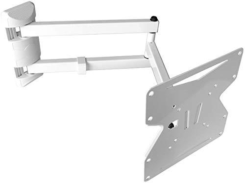 DRALL INSTRUMENTS Soporte de Pared Extensible hasta 60 cm de PC TV 15-37 Pulgadas Soporte de LED LCD inclinable de Forma articulada Modelo: S89W