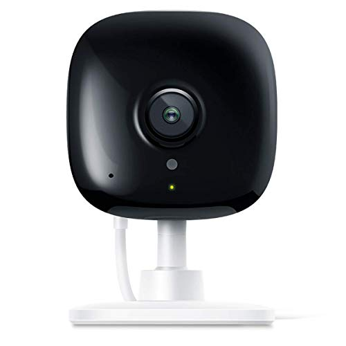 Kasa Smart Spot Indoor Security Camera by TP-Link, Works with Alexa (Echo Spot, Echo Show and Fire TV), Google Home/Chromecast and IFTTT, 1080p HD, 2-Way Audio with Night Vision for Baby/Elder/Pet