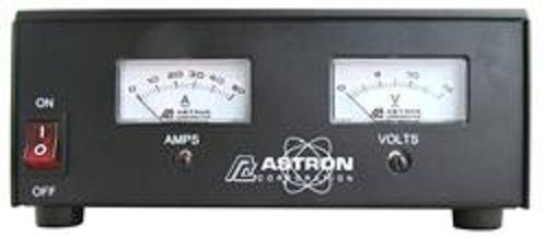 Astron SS-50M Desktop Switching Power Supply with Volt and AMP Meters. Buy it now for 255.00