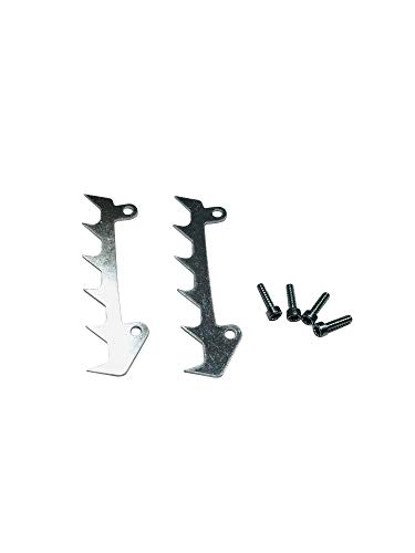 ENGINERUN Chainsaw Bumper Spikes Felling Dog Kit Compatible with Stihl MS171 MS181 MS190T MS192T MS193T MS200 MS211 019T 020T