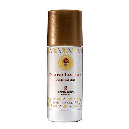 ENGLISH LAVENDER DE ATKINSONS - Desodorante en barra/Deodorant Stick 50 g/ml