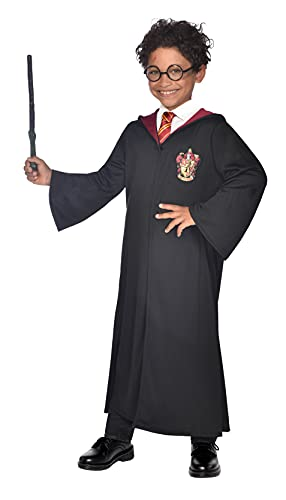 Childs Official Warner Bros Licensed Harry Potter Robe Kit Fancy Dress...