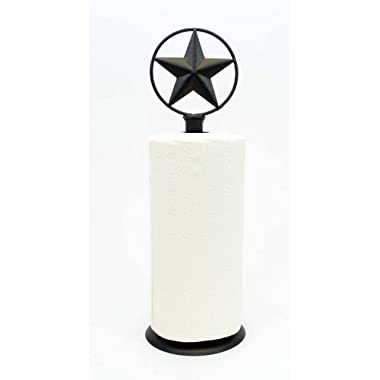 Texas Star Paper Towel Holder-17.5h