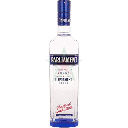 Parliament Genuine Russian Vodka 38,00% 0,70 Liter