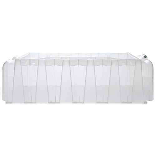 Garantia 645050 Sunny Pflanztunnel für die Aussaat, Kunststoff, 105 x 40 x 30cm (1 Stück)
