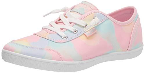 Skechers BOBS Women's 113511 Sneaker, Pink Multi, 11