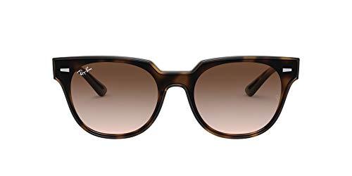 Ray-Ban 0RB4368N Gafas de sol, Havana, 40 Unisex