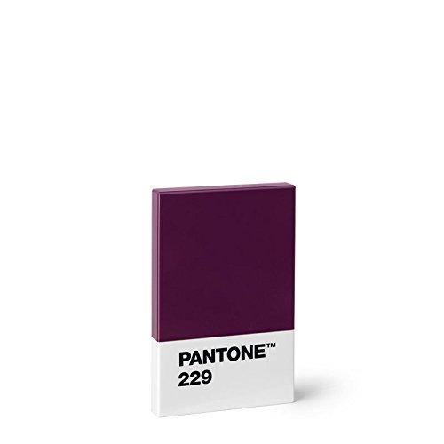 Pantone Berenjena 229Diseño Funda de Tarjeta de Crédito y Business tarjeta titular, burdeos