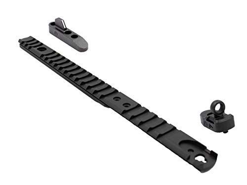 XS SIGHTS Lever Rail and Ghost Ring WS for Marlins (Marlin...