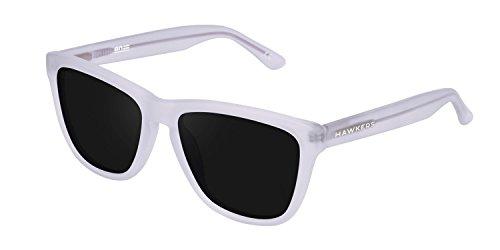 HAWKERS · ONE X · Air Matte · Dark · Gafas de sol para hombre y mujer