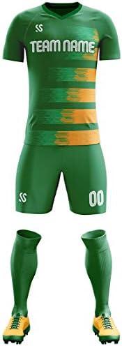 Soccer jersey designs