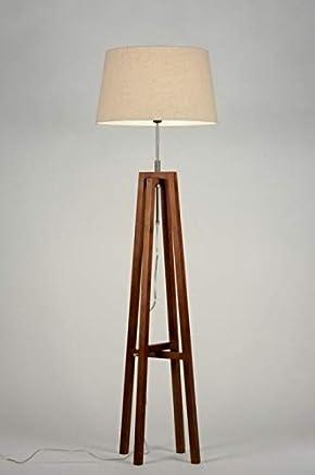 Amazon.es: lampara rustica - Lámparas de pie / Lámparas ...